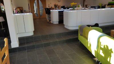 S T Tiling - Kitchen Floor Tiles