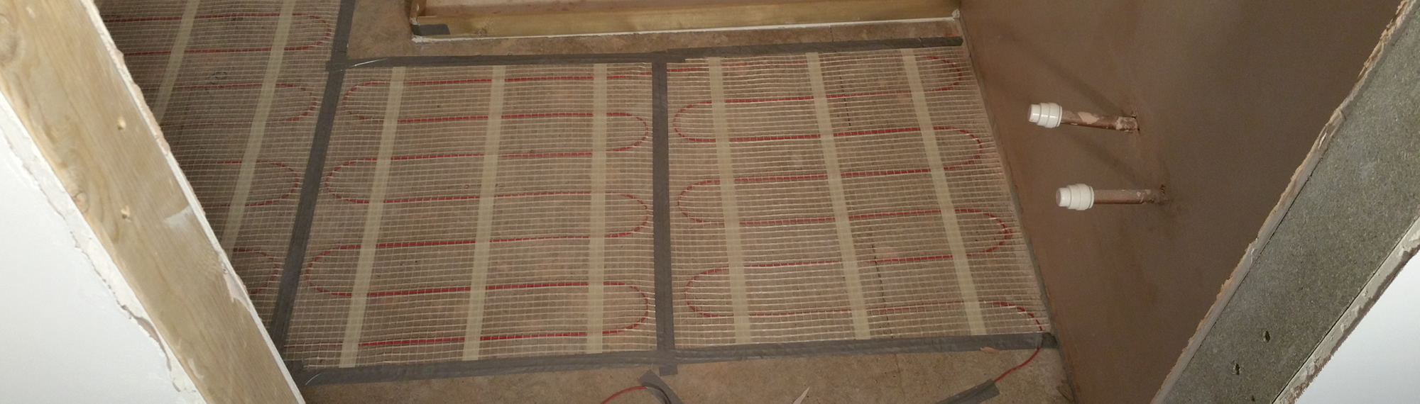 Underfloor Heating Woking